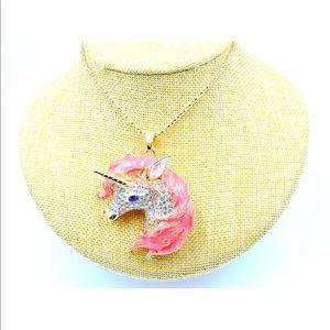 Beautiful unicorn 🦄 necklace